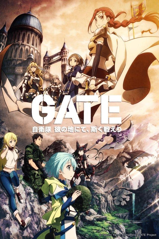 [ANIME/MANGA/LN] Gate 85a5d810