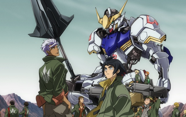 [ANIME] Mobile Suit Gundam: Iron-Blooded Orphans Maxres11