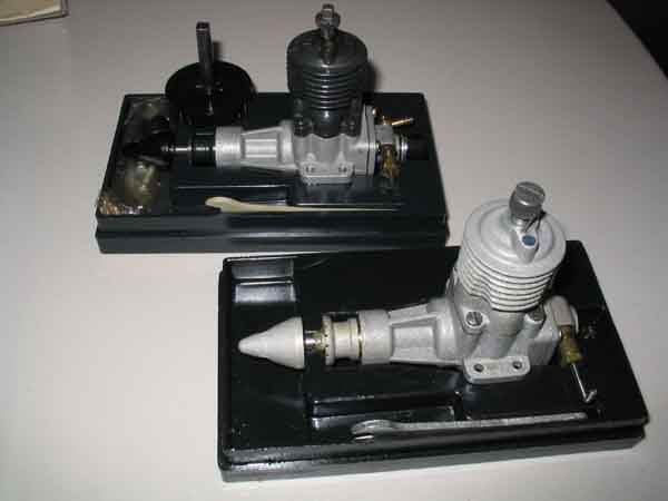 Vintage Russian Engine KMD 2,5 - Boxed with notice and CEO... Kmd25d10