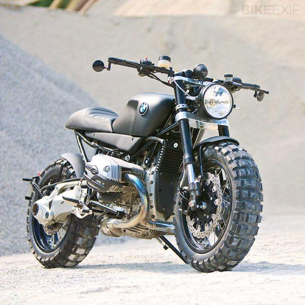 PHOTOS - BMW - Bobber, Cafe Racer et autres... - Page 2 Eada8410
