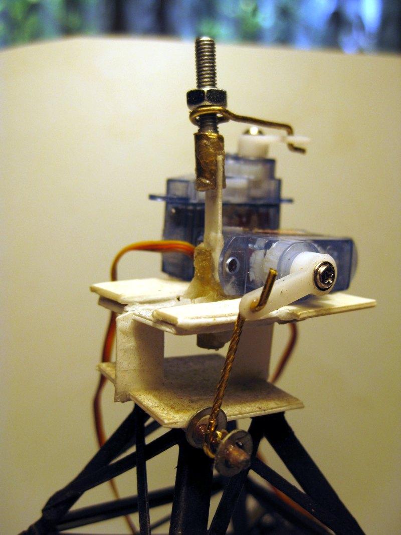 Flugsimulator im ersten Weltkrieg - Diorama im Maßstab 1:16 - Seite 5 Simula17
