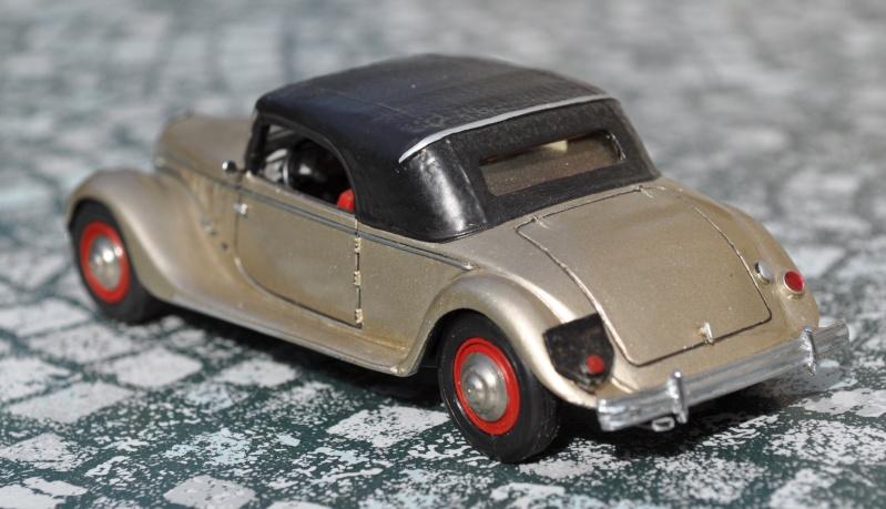 Citroën - Les Traction-Avant Citroën suisses Langenthal 1949 - 1953  Dsc_1023