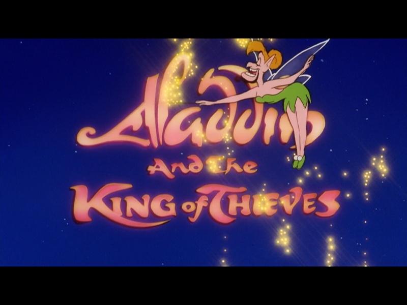 [BD] (USA) - Aladdin et le Roi des Voleurs + Le Retour de Jafar (Exclusivité DCM: 13 Octobre 2015)  Aladdi10