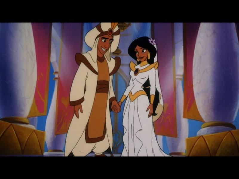 [BD] (USA) - Aladdin et le Roi des Voleurs + Le Retour de Jafar (Exclusivité DCM: 13 Octobre 2015)  Aladdi11