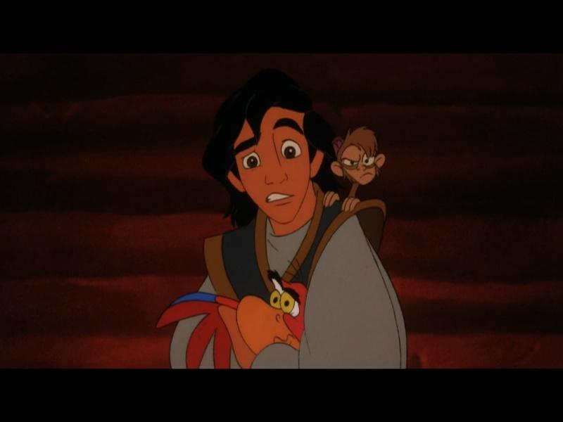 [BD] (USA) - Aladdin et le Roi des Voleurs + Le Retour de Jafar (Exclusivité DCM: 13 Octobre 2015)  Aladdi13