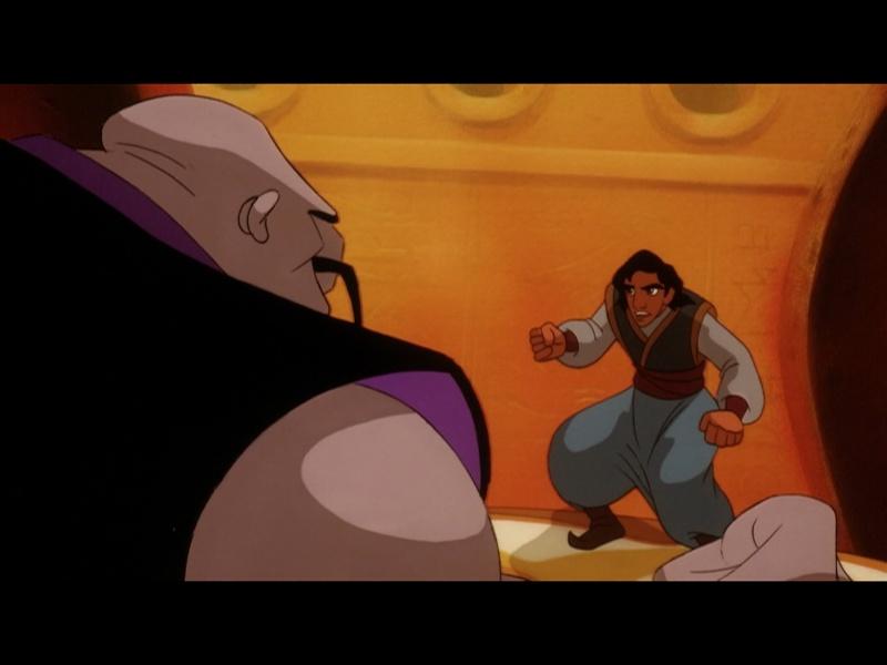 [BD] (USA) - Aladdin et le Roi des Voleurs + Le Retour de Jafar (Exclusivité DCM: 13 Octobre 2015)  Aladdi16