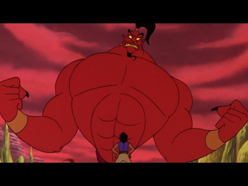 [BD] (USA) - Aladdin et le Roi des Voleurs + Le Retour de Jafar (Exclusivité DCM: 13 Octobre 2015)  Return14