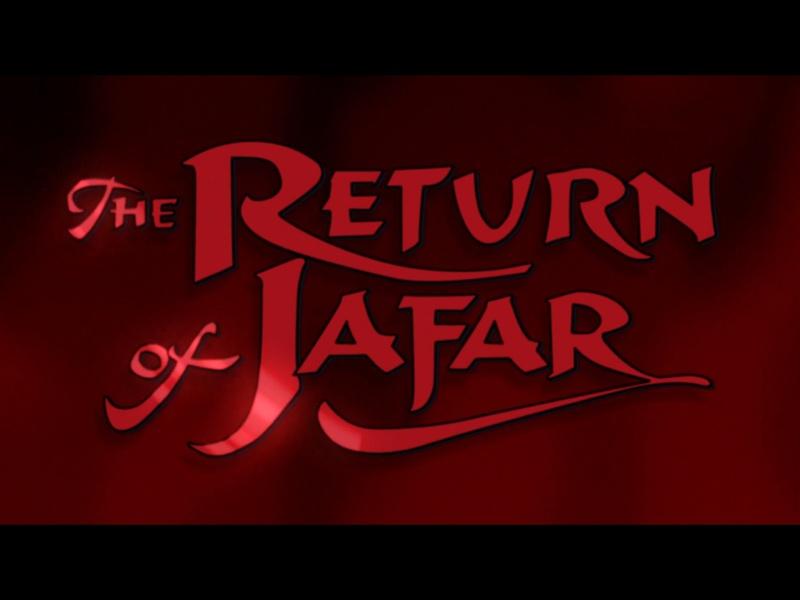[BD] (USA) - Aladdin et le Roi des Voleurs + Le Retour de Jafar (Exclusivité DCM: 13 Octobre 2015)  Return15
