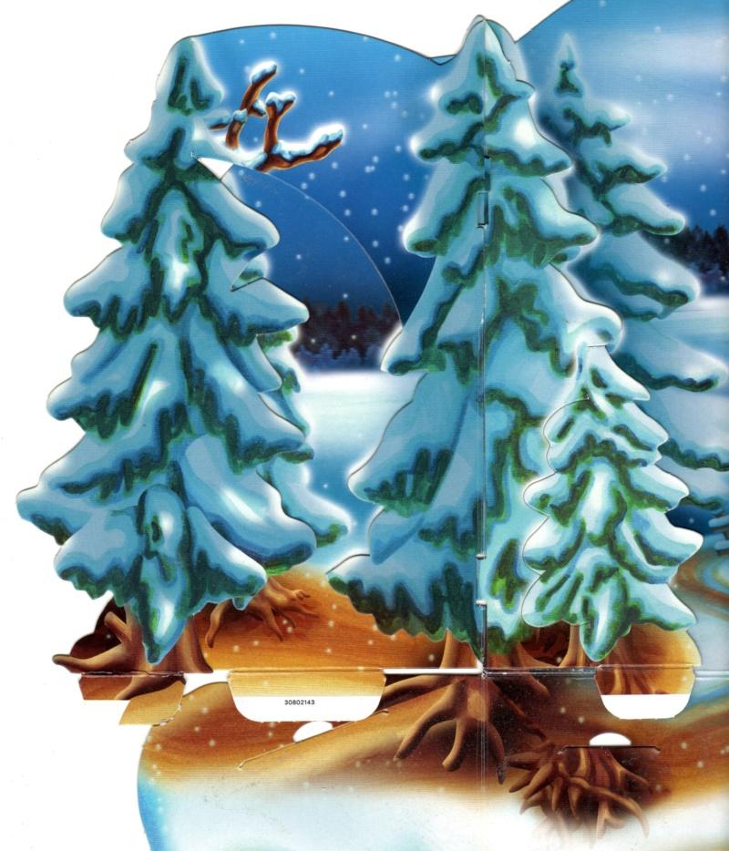 Weihnachtswelt mit PLAYMOBIL-Figuren und -Zubehör 001b2a10