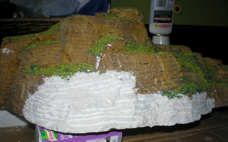 Krippen-Diorama zur Figurengröße 16 cm 001c2a10