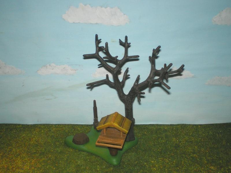 Weihnachtswelt mit PLAYMOBIL-Figuren und -Zubehör 001c2b11