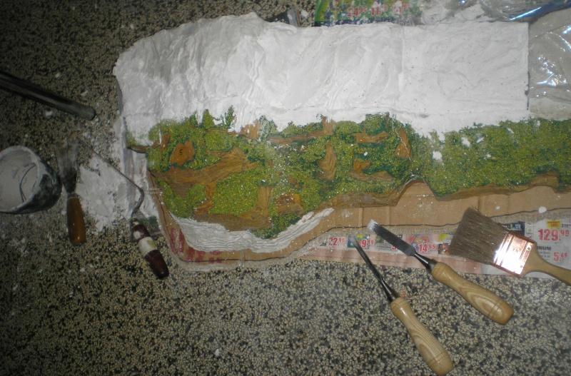 Krippen-Diorama zur Figurengröße 16 cm 001c3b11