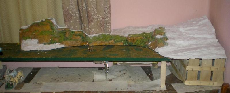 Krippen-Diorama zur Figurengröße 16 cm 001d1b10