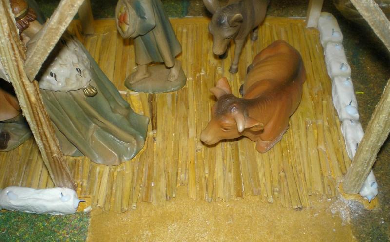 Krippen-Diorama zur Figurengröße 16 cm 002e3a10