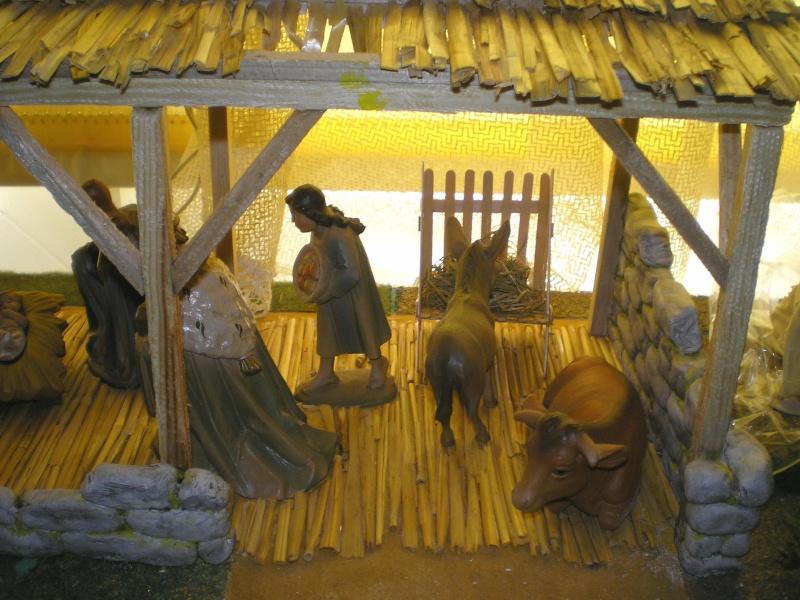 Krippen-Diorama zur Figurengröße 16 cm 002f4_10