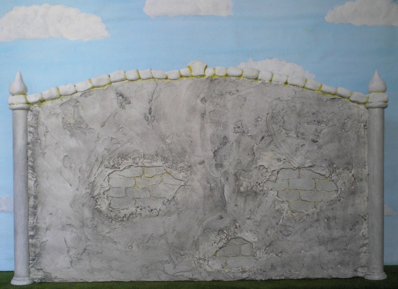 Krippen-Diorama zur Figurengröße 16 cm 003a9f10