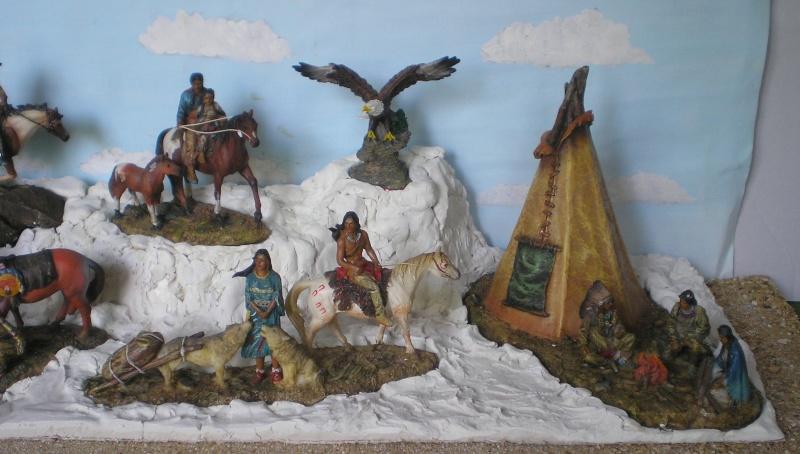 Western-Dioramen für 54 - 90 mm Figuren - Seite 4 003d2b11