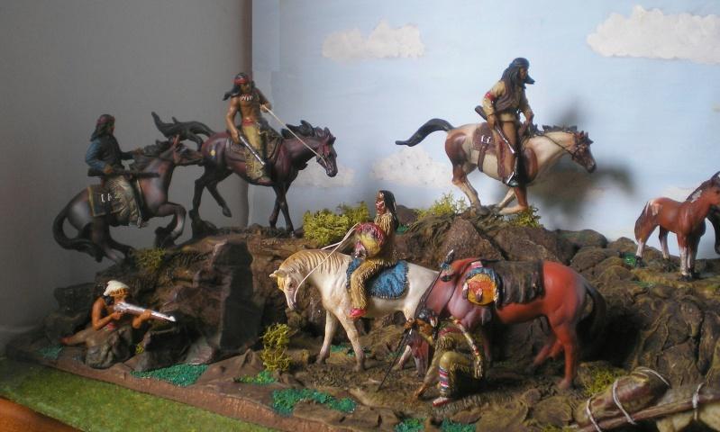 Western-Dioramen für 54 - 90 mm Figuren - Seite 5 003f2a10