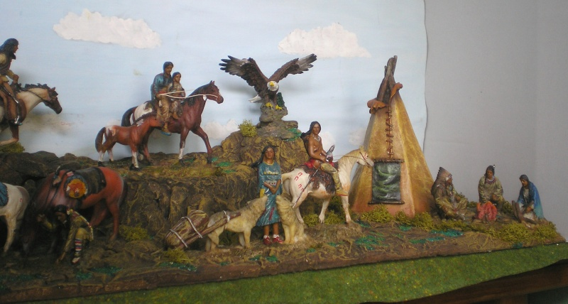 Western-Dioramen für 54 - 90 mm Figuren - Seite 5 003f2c10