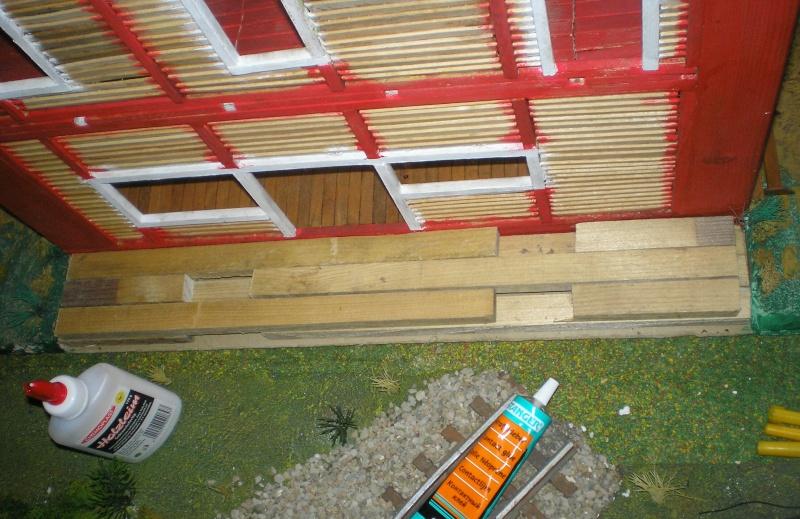 Bemalungen, Umbauten, Eigenbau - Gebäude mit Bodenplatten für meine Dioramen - Seite 2 003k1a11