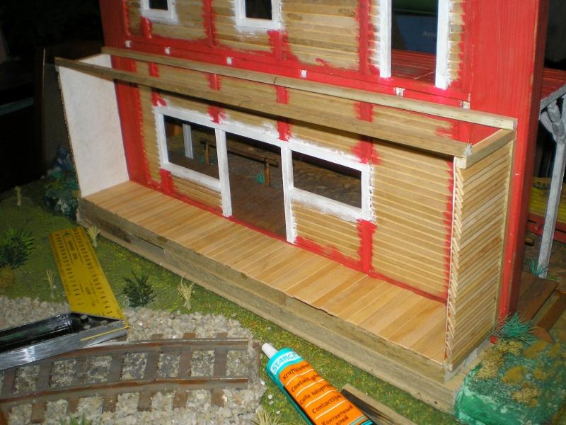 Bemalungen, Umbauten, Eigenbau - Gebäude mit Bodenplatten für meine Dioramen - Seite 2 003k2a10