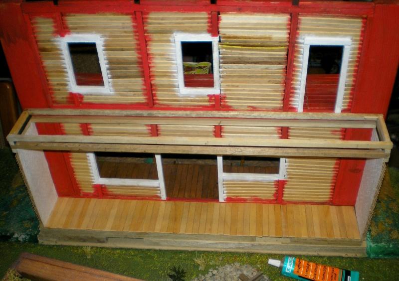 Bemalungen, Umbauten, Eigenbau - Gebäude mit Bodenplatten für meine Dioramen - Seite 2 003k2b10