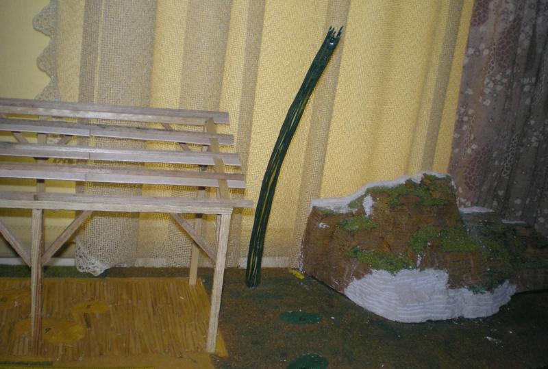 Krippen-Diorama zur Figurengröße 16 cm 004a3a10