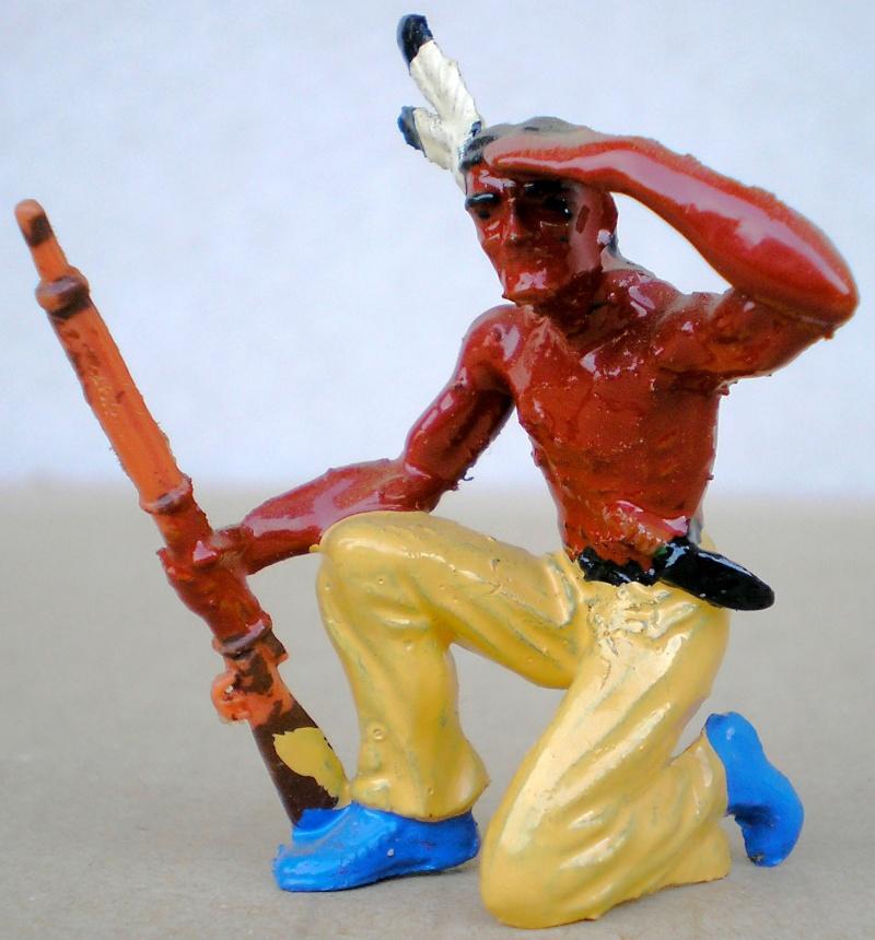 Bemalungen, Umbauten, Modellierungen – neue Indianer für meine Dioramen - Seite 4 004a_a10