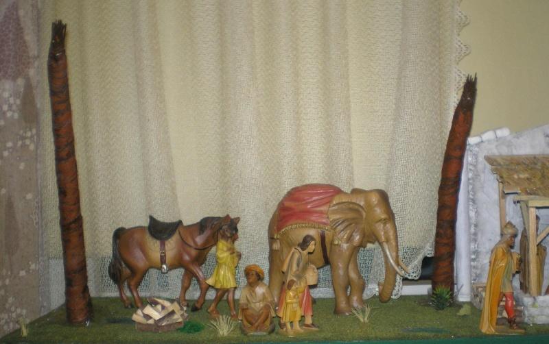 Krippen-Diorama zur Figurengröße 16 cm 004b3a10