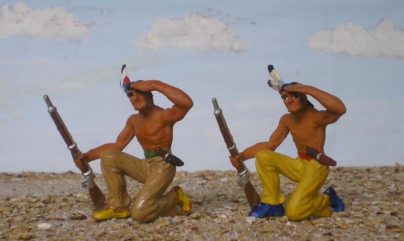 Bemalungen, Umbauten, Modellierungen – neue Indianer für meine Dioramen - Seite 4 004d_e10