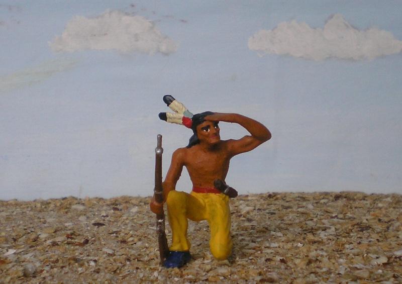 Bemalungen, Umbauten, Modellierungen – neue Indianer für meine Dioramen - Seite 4 004e_e10