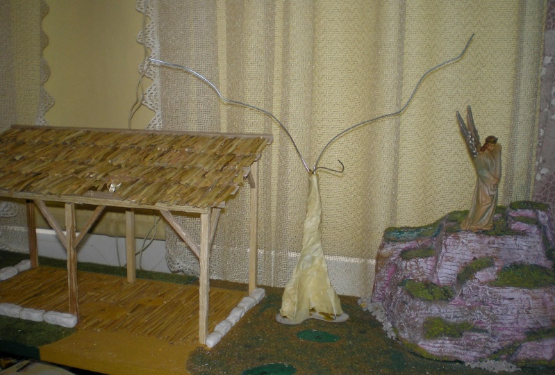 Krippen-Diorama zur Figurengröße 16 cm 005a4_10