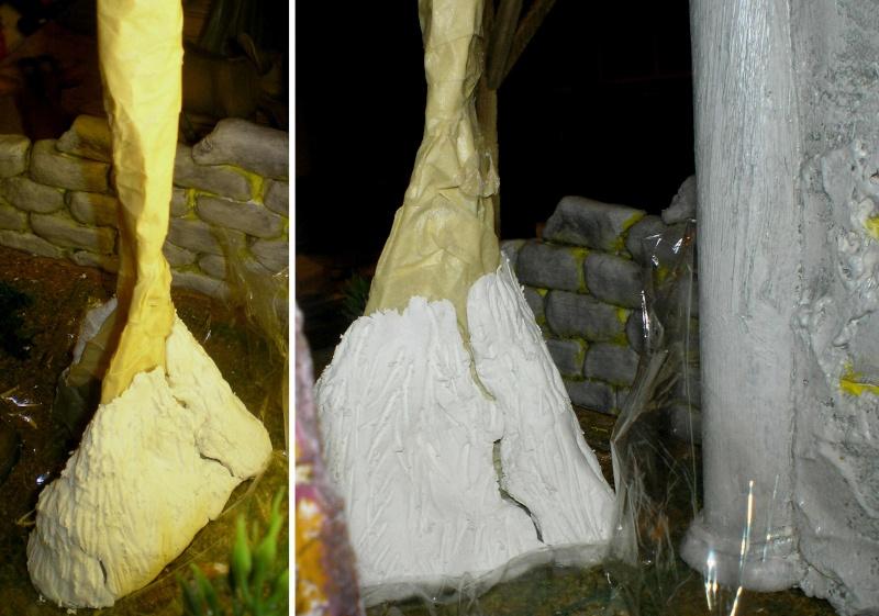 Krippen-Diorama zur Figurengröße 16 cm 005b2a10