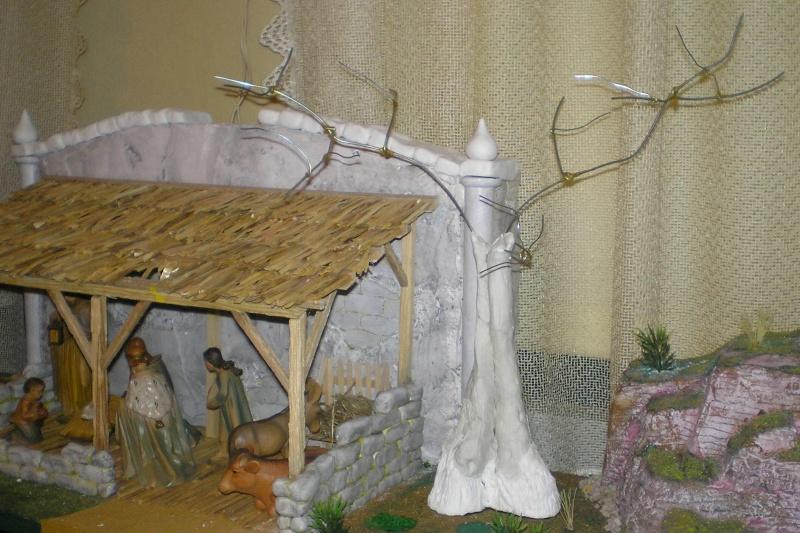 Krippen-Diorama zur Figurengröße 16 cm 005b2b10