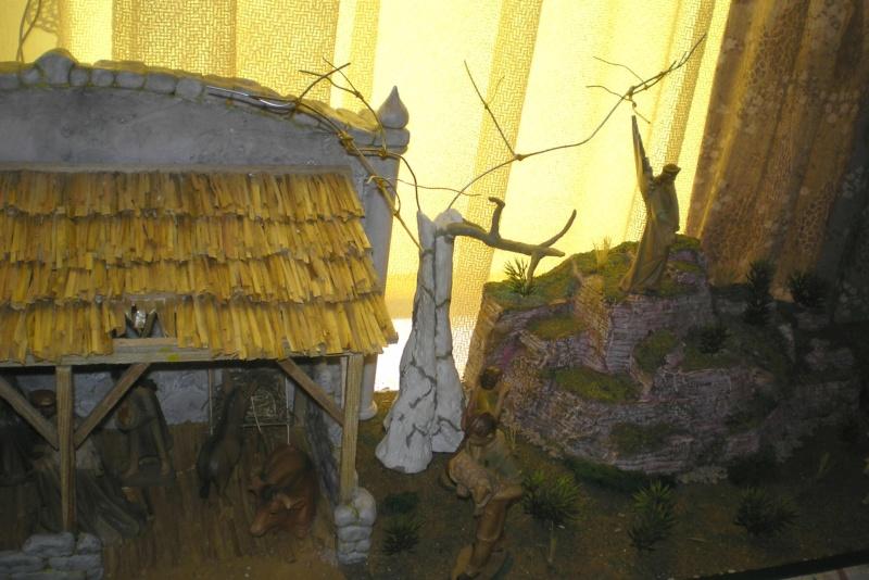 Krippen-Diorama zur Figurengröße 16 cm 005b2b12