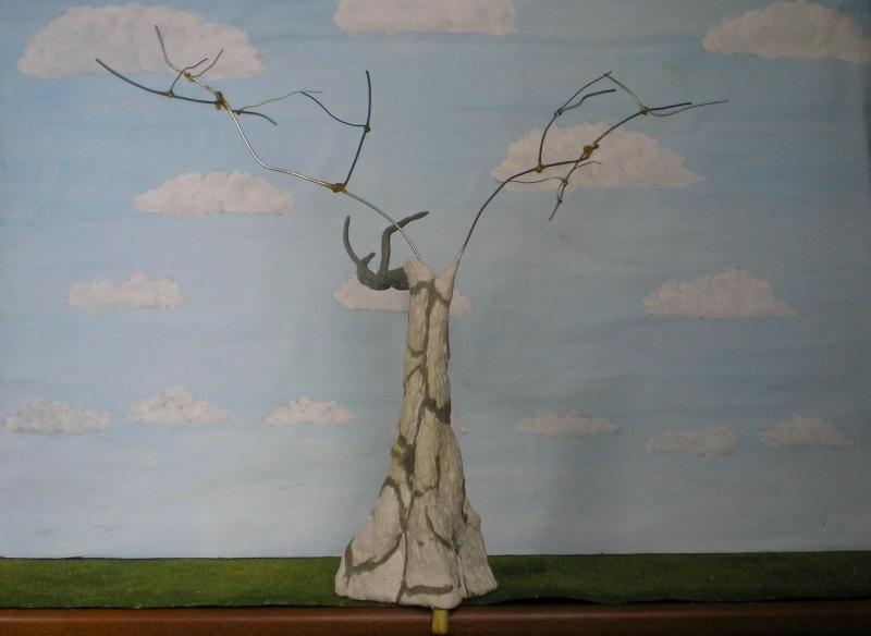 Krippen-Diorama zur Figurengröße 16 cm 005b2b13
