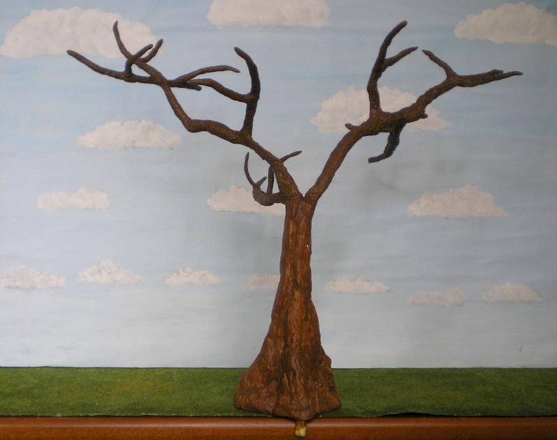 Krippen-Diorama zur Figurengröße 16 cm 005c1_10