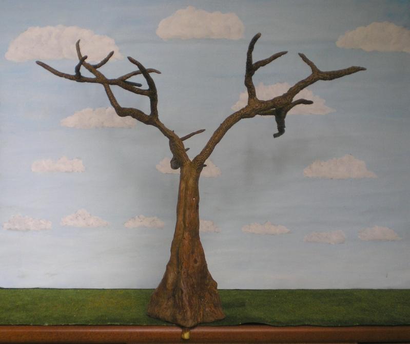 Krippen-Diorama zur Figurengröße 16 cm 005c2_10