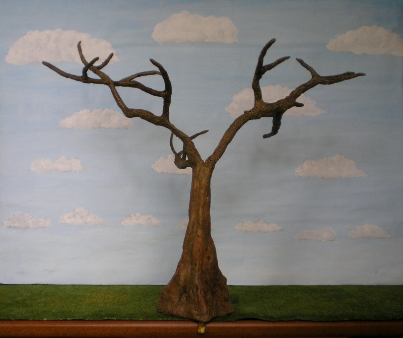 Krippen-Diorama zur Figurengröße 16 cm 005c3_10