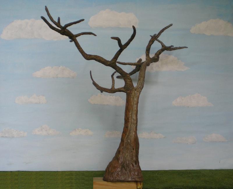 Krippen-Diorama zur Figurengröße 16 cm 005c4a10