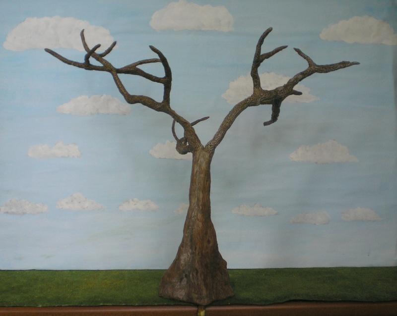 Krippen-Diorama zur Figurengröße 16 cm 005c4b10