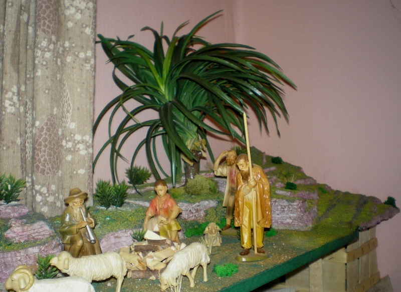 Krippen-Diorama zur Figurengröße 16 cm - Seite 2 006d2_10