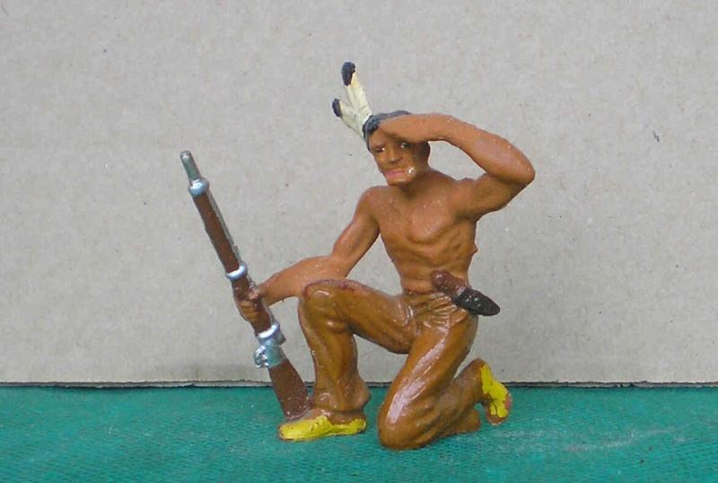 Bemalungen, Umbauten, Modellierungen – neue Indianer für meine Dioramen - Seite 4 006d_a10