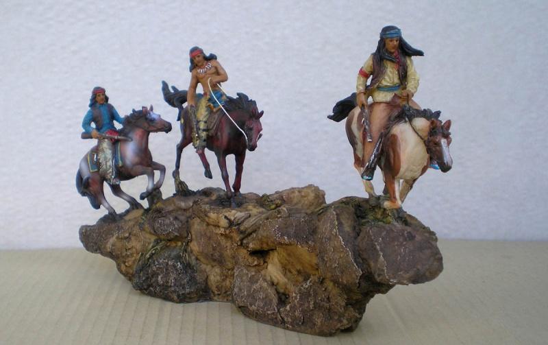 Western-Dioramen für 54 - 90 mm Figuren - Seite 5 009a2a11