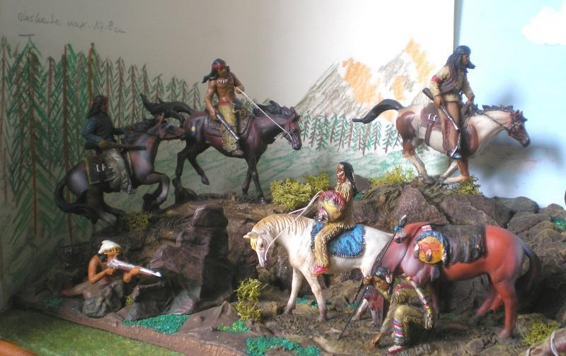 Western-Dioramen für 54 - 90 mm Figuren - Seite 5 009c1a11