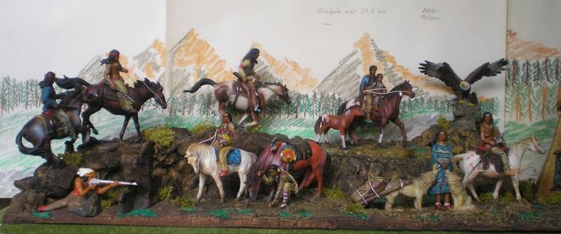 Western-Dioramen für 54 - 90 mm Figuren - Seite 5 009c1b10