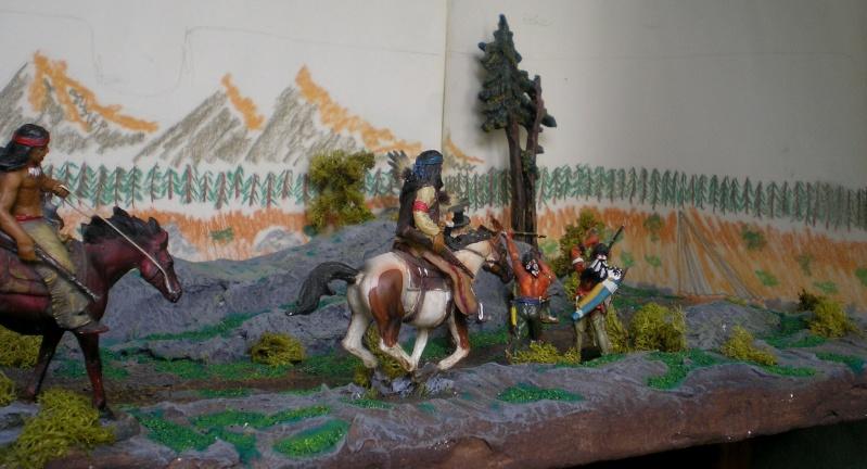 Western-Dioramen für 54 - 90 mm Figuren - Seite 5 009c2b12