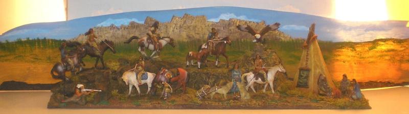 Western-Dioramen für 54 - 90 mm Figuren - Seite 5 009f1b10