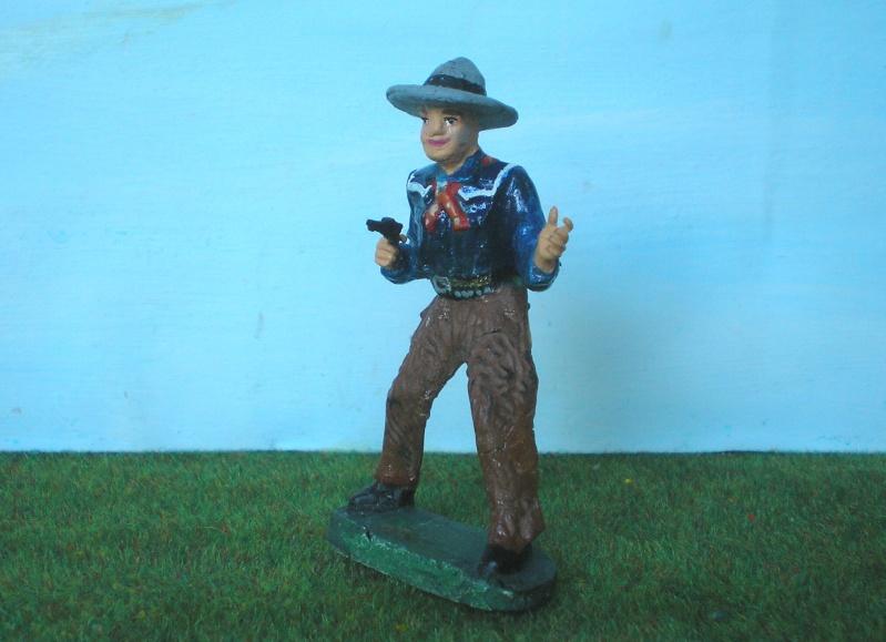 Bemalungen, Umbauten, Modellierungen - neue Cowboys für meine Dioramen - Seite 2 012f2a11