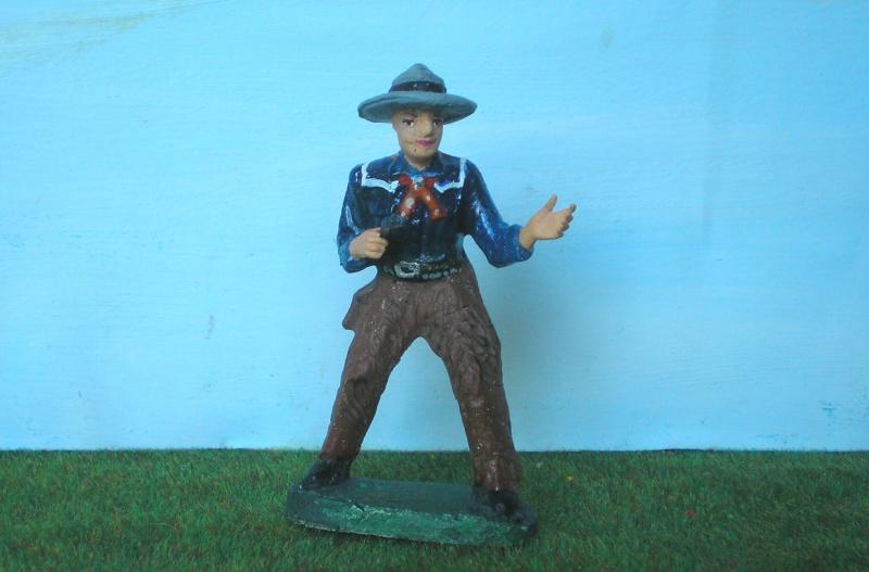 Bemalungen, Umbauten, Modellierungen - neue Cowboys für meine Dioramen - Seite 2 012f2a12